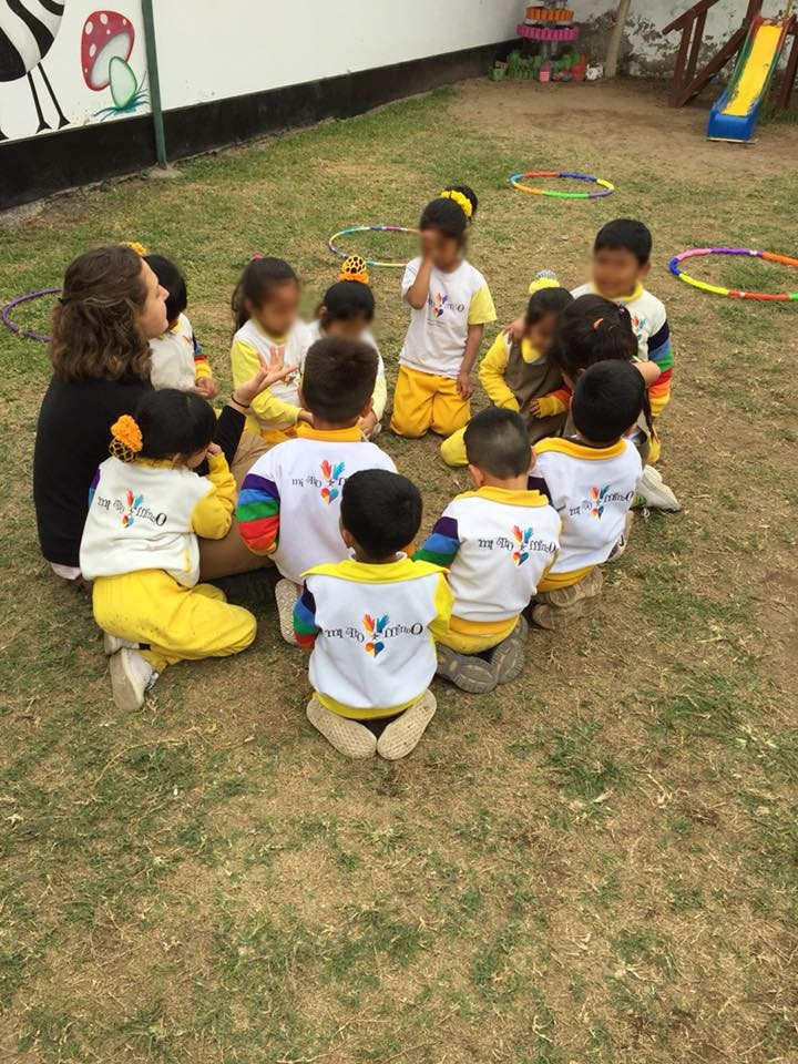 témoignage éducatrice voyage amérique latine enfants
