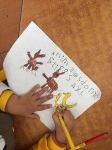 témoignage éducatrice dessin enfants voyage éducation