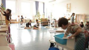 pédagogie active exemple concret