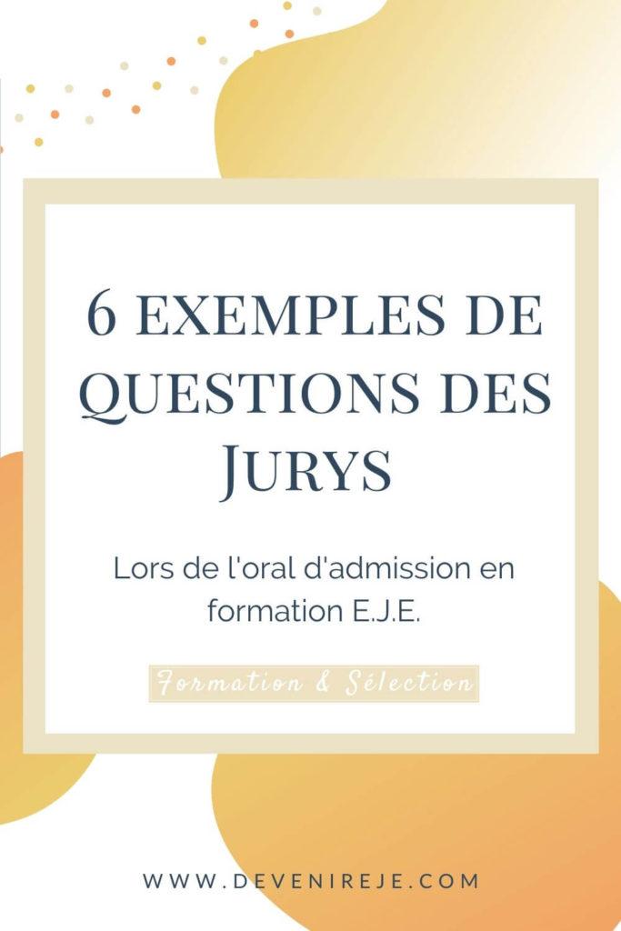 Sauvegarde pinterest exemple de question du jury